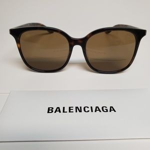 BALENCIAGA EVERYDAY BB0018SK-00 SUNGLASSES